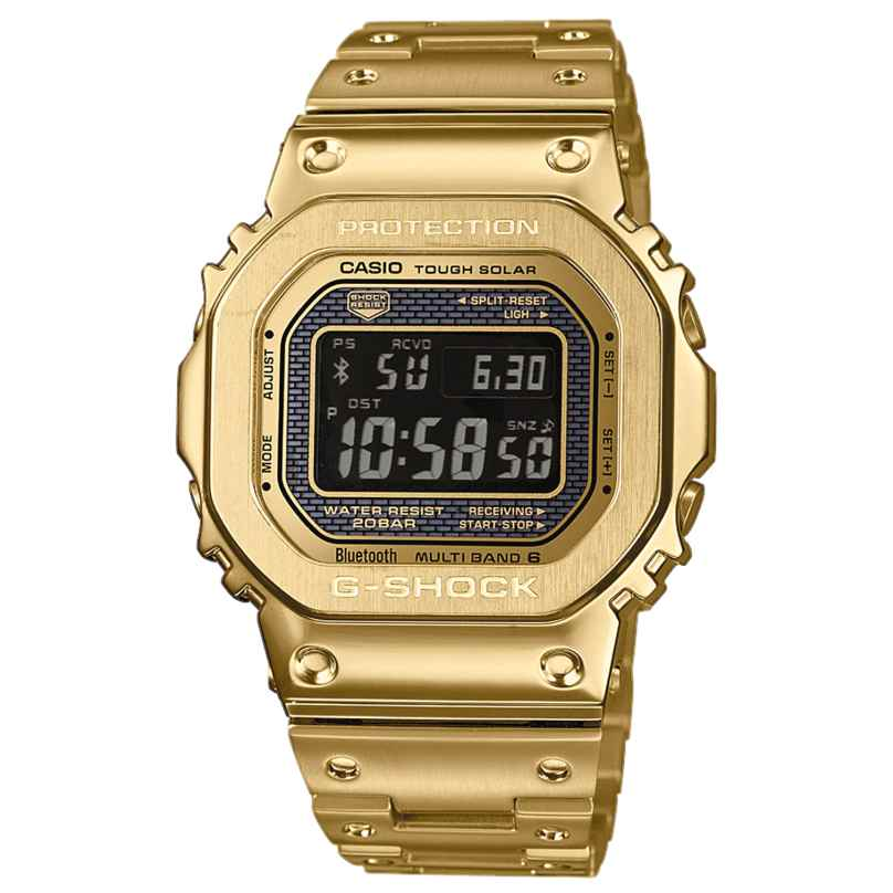 Casio GMW-B5000GD-9ER G-Shock Funk-Solar Herrenuhr 4549526207563
