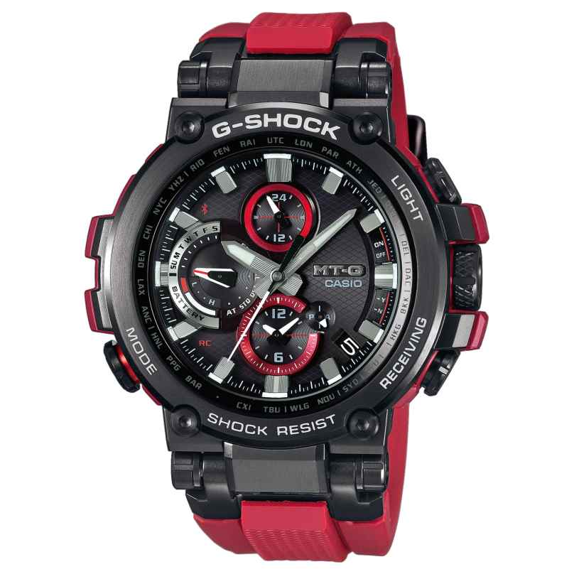 Casio MTG-B1000-1A4ER G-Shock MT-G Funk-Solar-Herrenuhr 4549526195754