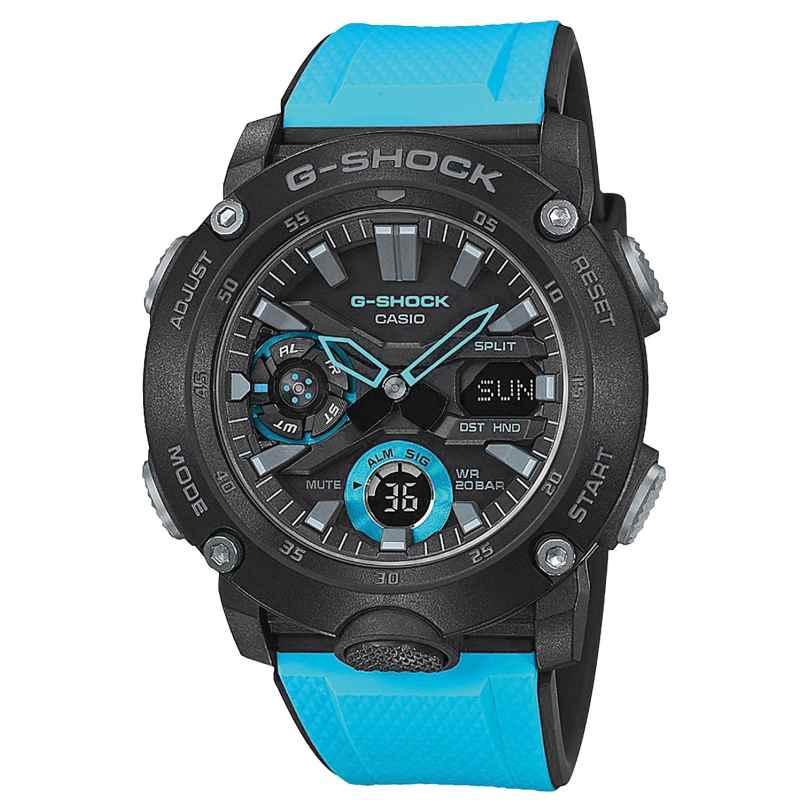 Casio GA-2000-1A2ER G-Shock Herrenuhr 4549526219436