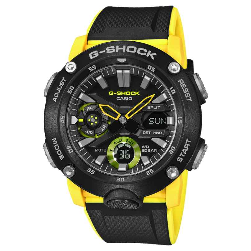 Casio GA-2000-1A9ER G-Shock Men´s Watch 4549526219481
