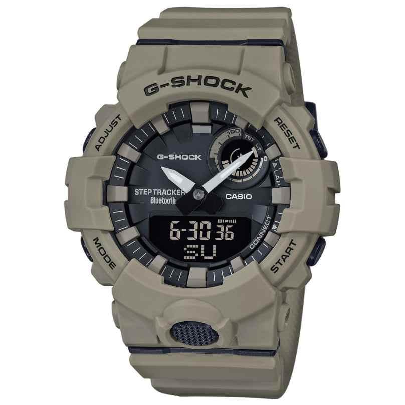 Casio GBA-800UC-5AER G-Shock AnaDigi Herrenuhr mit Bluetooth 4549526219214