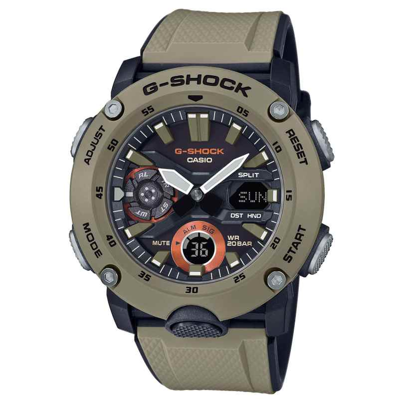 Casio GA-2000-5AER G-Shock Herrenuhr 4549526221446