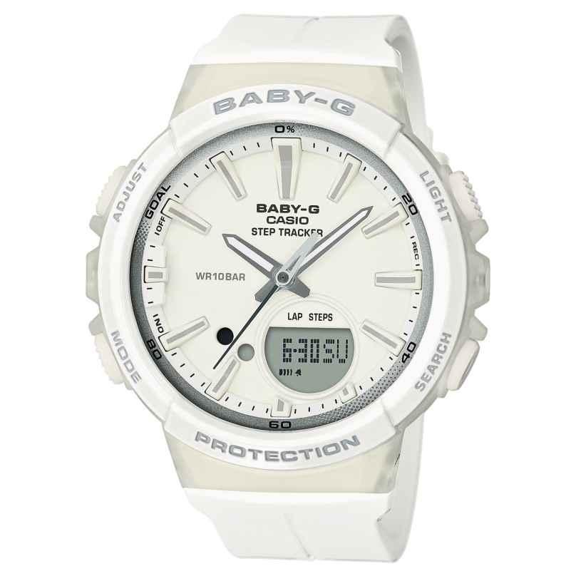 Casio BGS-100-7A1ER Baby-G Schrittzähler Damenuhr 4549526164156