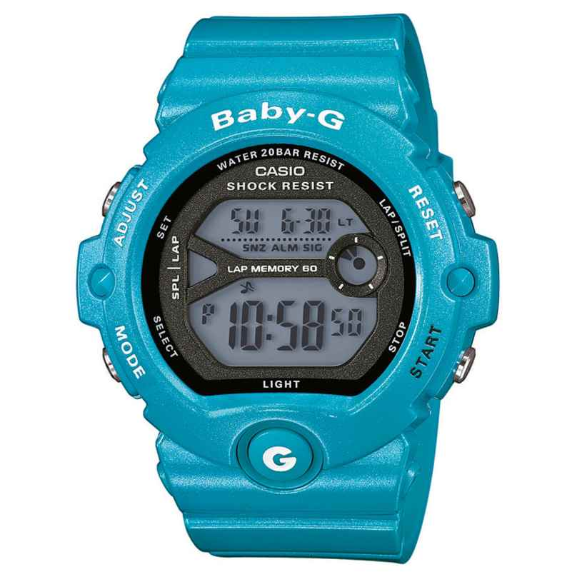 Casio BG-6903-2ER Baby-G Digital Damenuhr 4971850988472