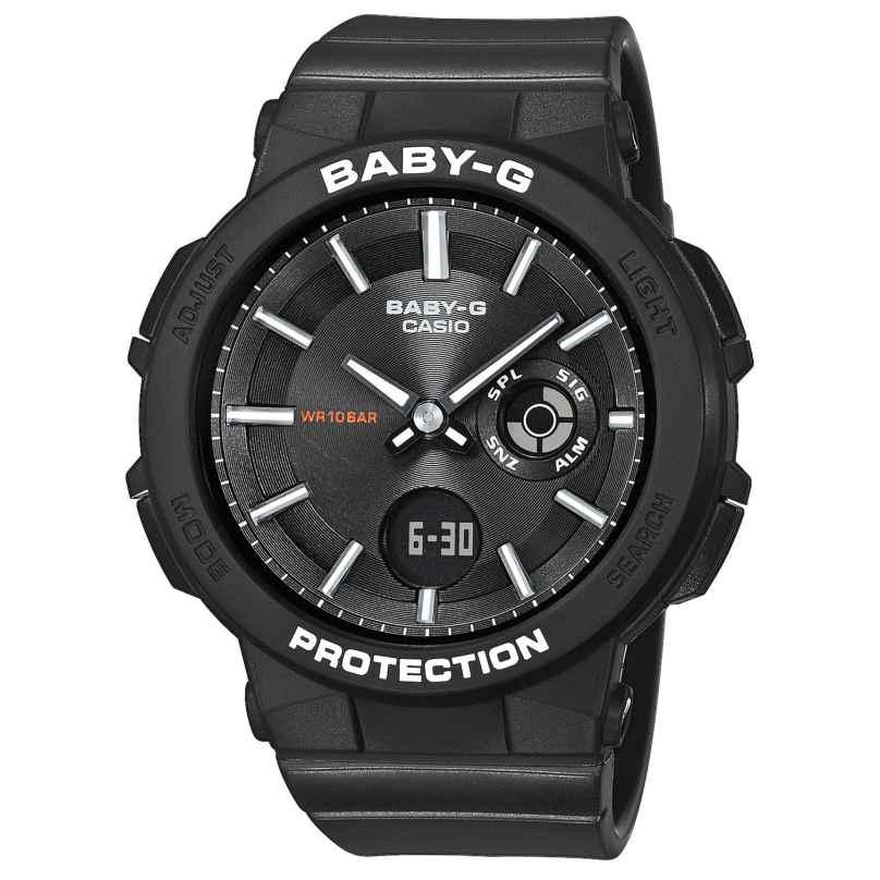 Casio BGA-255-1AER Baby-G Damenarmbanduhr 4549526209611