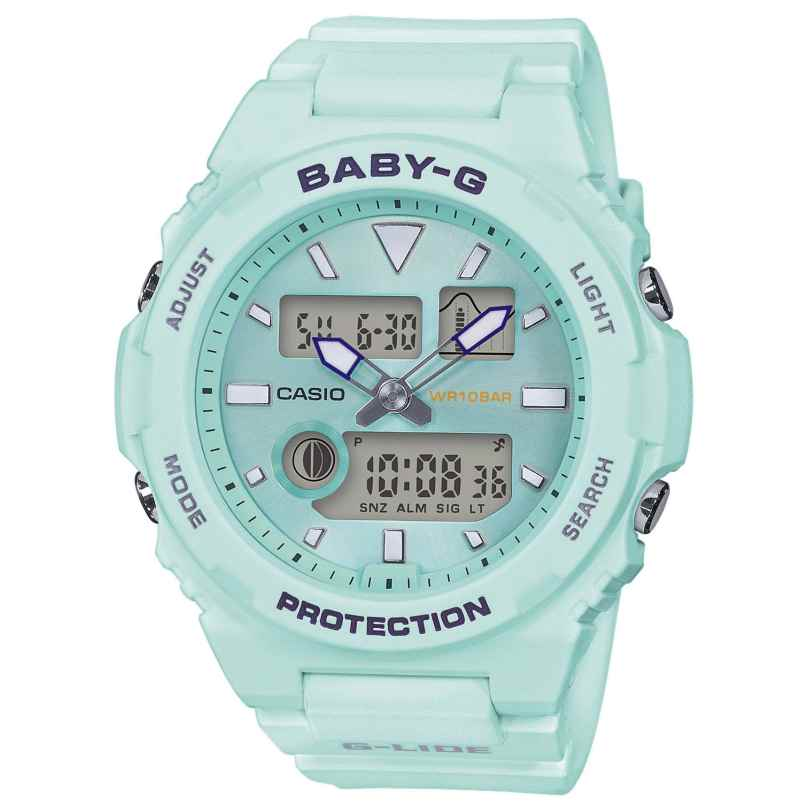 Casio BAX-100-3AER Baby-G Ladies´ Watch 4549526219658