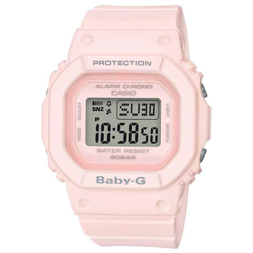 Casio BGD-560-4ER Baby-G Damen-Armbanduhr 4549526169731