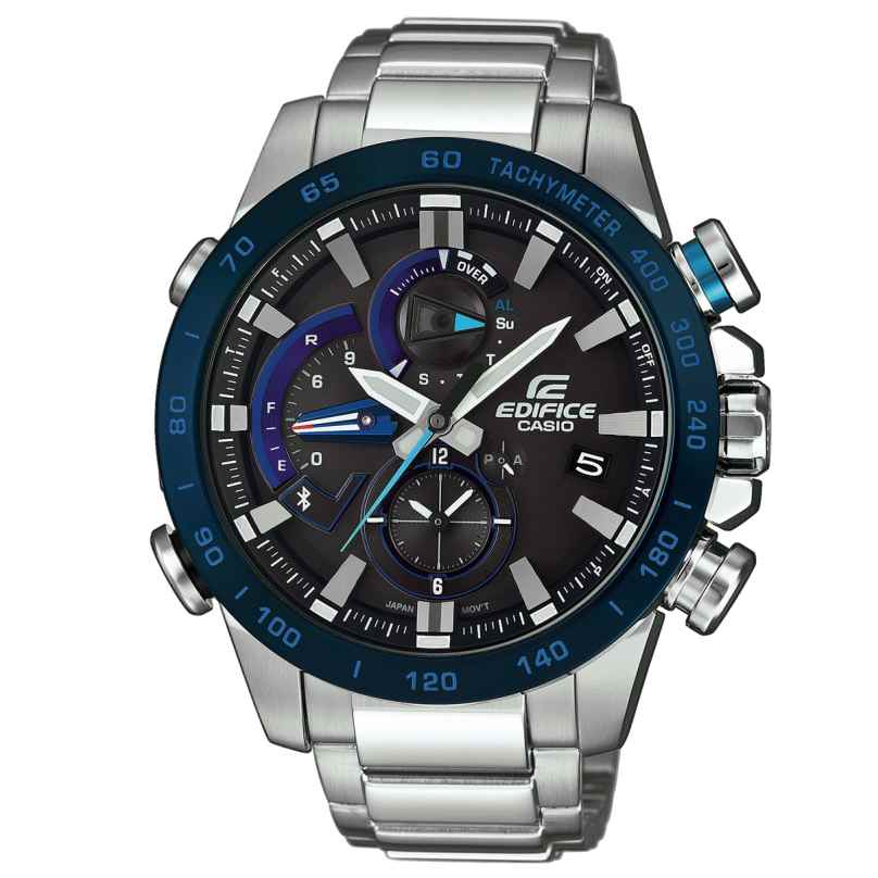 Casio EQB-800DB-1AER Edifice Bluetooth Herren-Chronograph 4549526163166