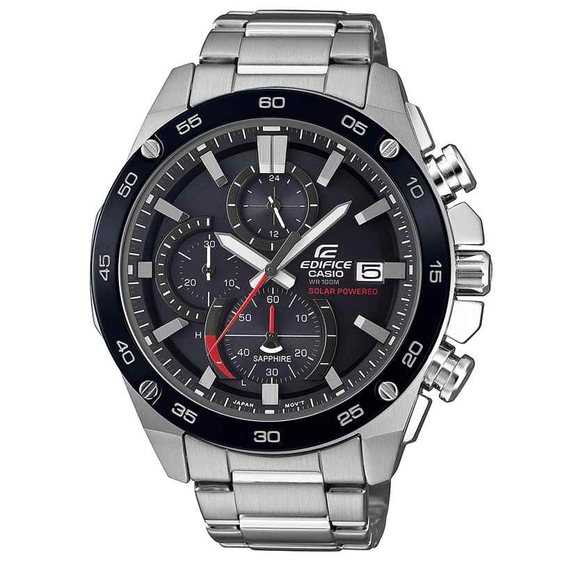 Casio EFS-S500DB-1AVUEF Edifice Chronograph Solar Herrenuhr 4549526176319