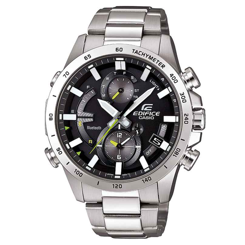 Casio EQB-900D-1AER Edifice Solar-Chronograph mit Bluetooth 4549526186240