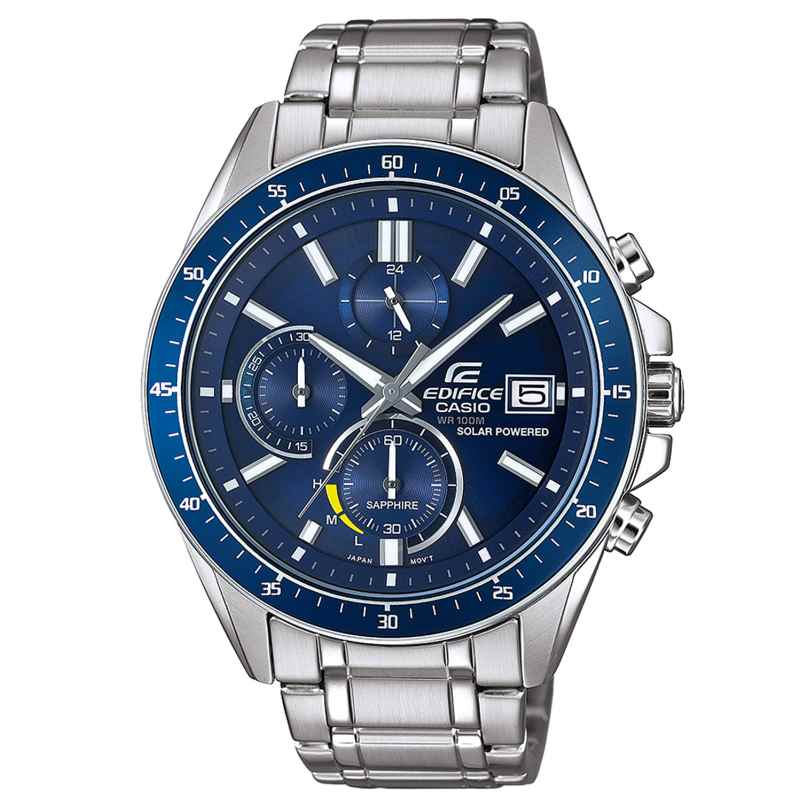 casio edifice chronograph solar herrenuhr efs s510d 2avuef. Black Bedroom Furniture Sets. Home Design Ideas
