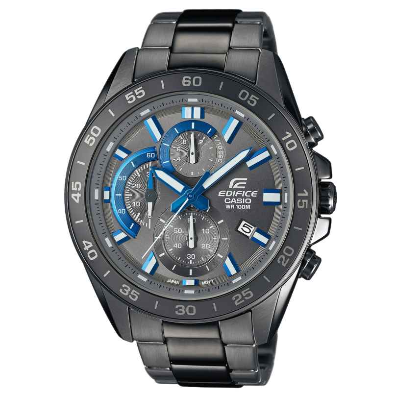 Casio EFV-550GY-8AVUEF Edifice Classic Herrenuhr Chronograph 4549526195280
