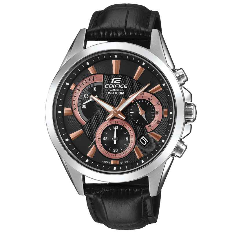 Casio EFV-580L-1AVUEF Edifice Men´s Wristwatch Chronograph 4549526210679