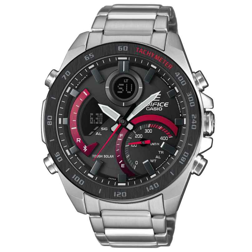 Casio ECB-900DB-1AER Edifice Solar Herrenuhr mit Bluetooth 4549526218750