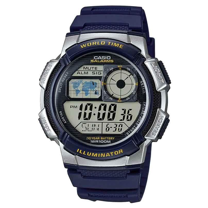 Casio AE-1000W-2AVEF Collection Herren-Digitaluhr 4549526112041