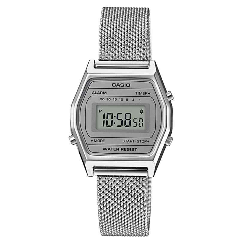 Casio LA690WEM-7EF Retro Damen-Digitaluhr 4549526202476