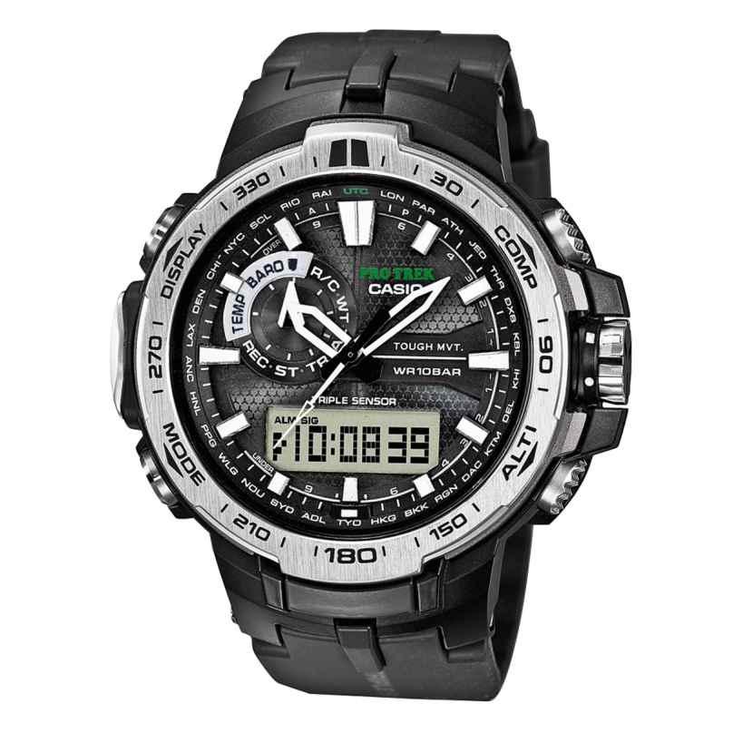 Casio PRW-6000-1ER Pro Trek Monte Nuvolau Funk-Solar-Uhr 4971850997443