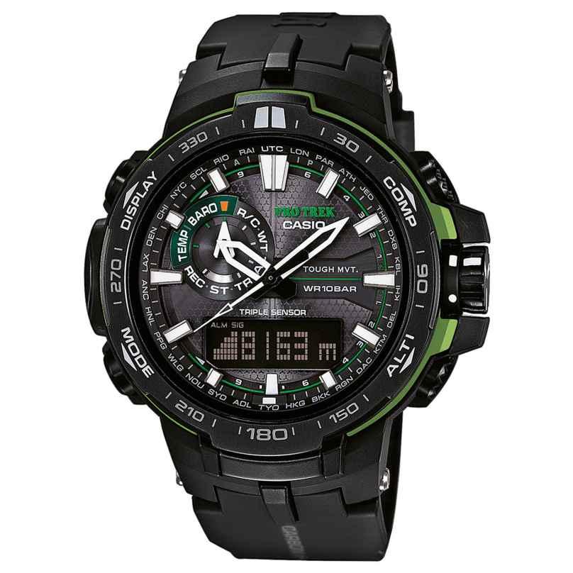 Casio PRW-6000Y-1AER Pro Trek Mount Meru Armbanduhr 4971850993667