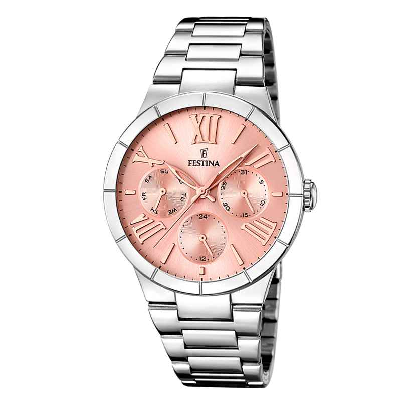 Festina F16716/3 Multifunction Ladies Watch 8430622595080