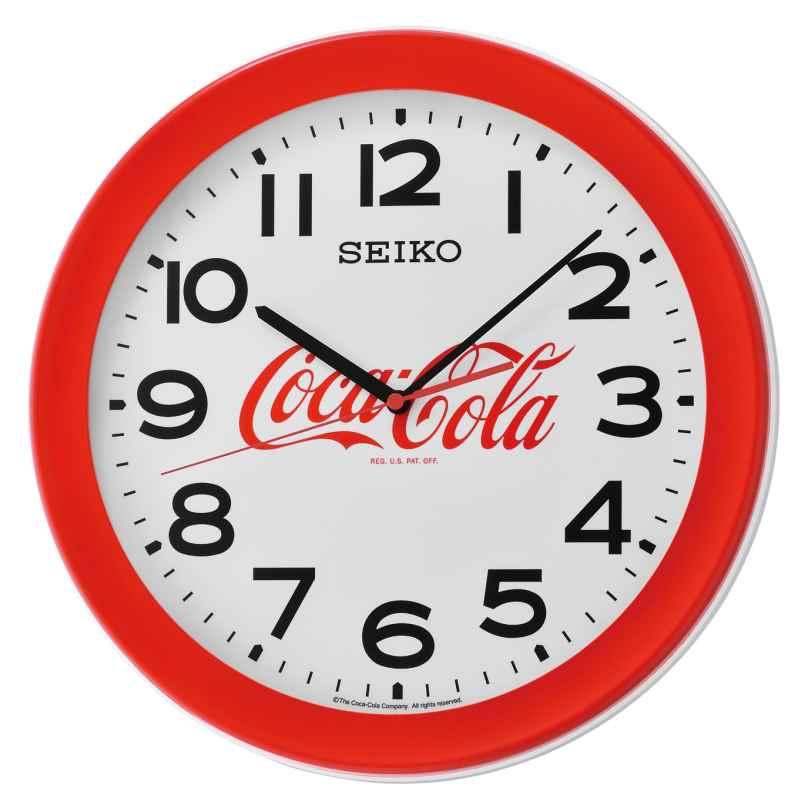 Seiko QXA922R Wanduhr Coca-Cola 4517228832895