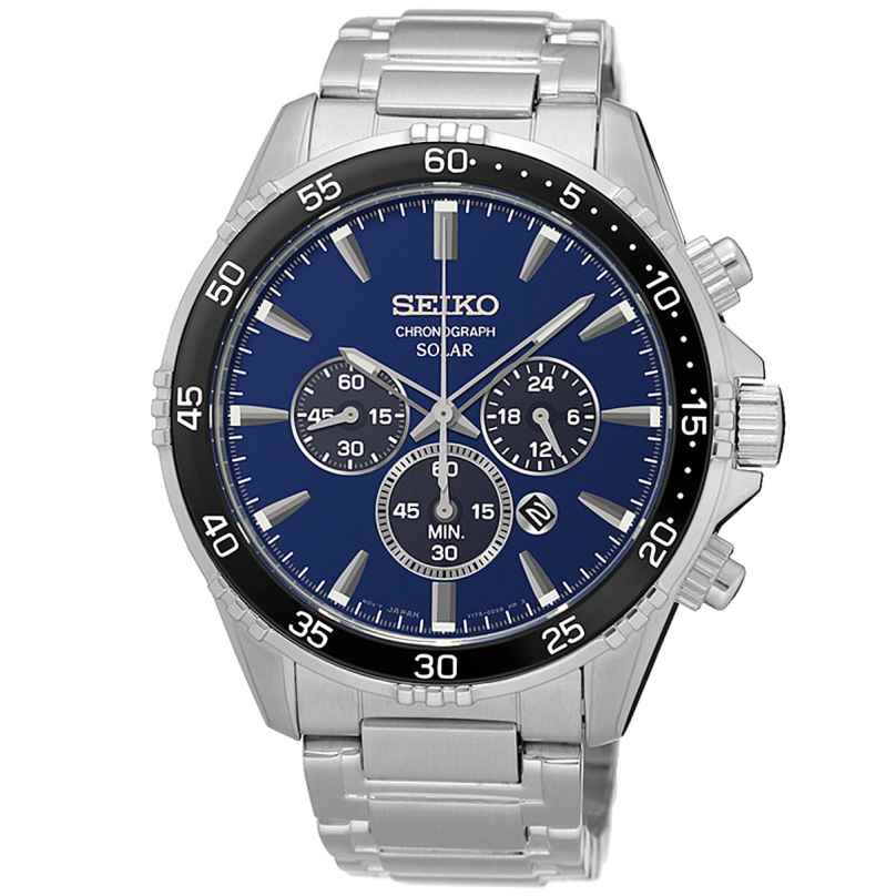 Seiko SSC445P1 Men´s Solar Watch Chronograph 4954628228949
