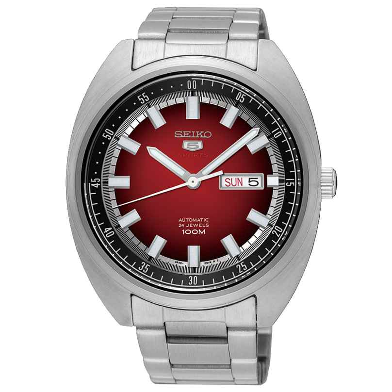 Seiko SRPB17K1 Sports Automatic Mens Watch Seiko 5 4954628213686