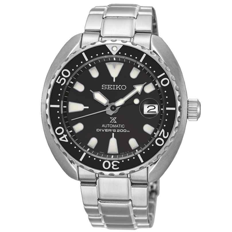Seiko SRPC35K1 Prospex Sea Automatik-Taucheruhr Mini Turtle 4954628220646