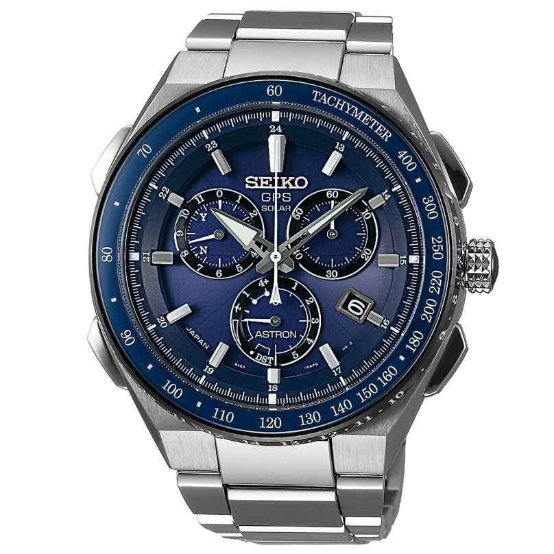Seiko SSE127J1 Astron GPS Solar Titan Chronograph 4954628214232