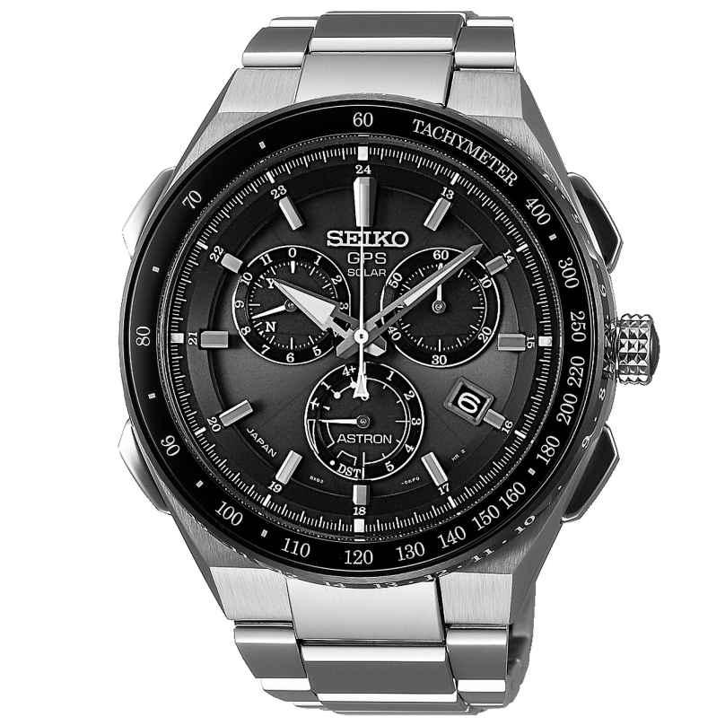 Seiko SSE129J1 Astron GPS Solar Titan Chronograph Herrenuhr 4954628214249