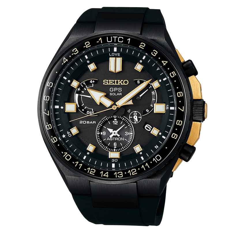 Seiko SSE174J1 Astron GPS Solar Herrenuhr Novak Djokovic Limited Edition 4954628225122