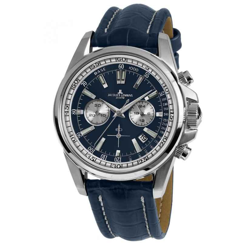 Jacques Lemans 1-1117.1VN Herrenuhr Chronograph Liverpool 4040662128403