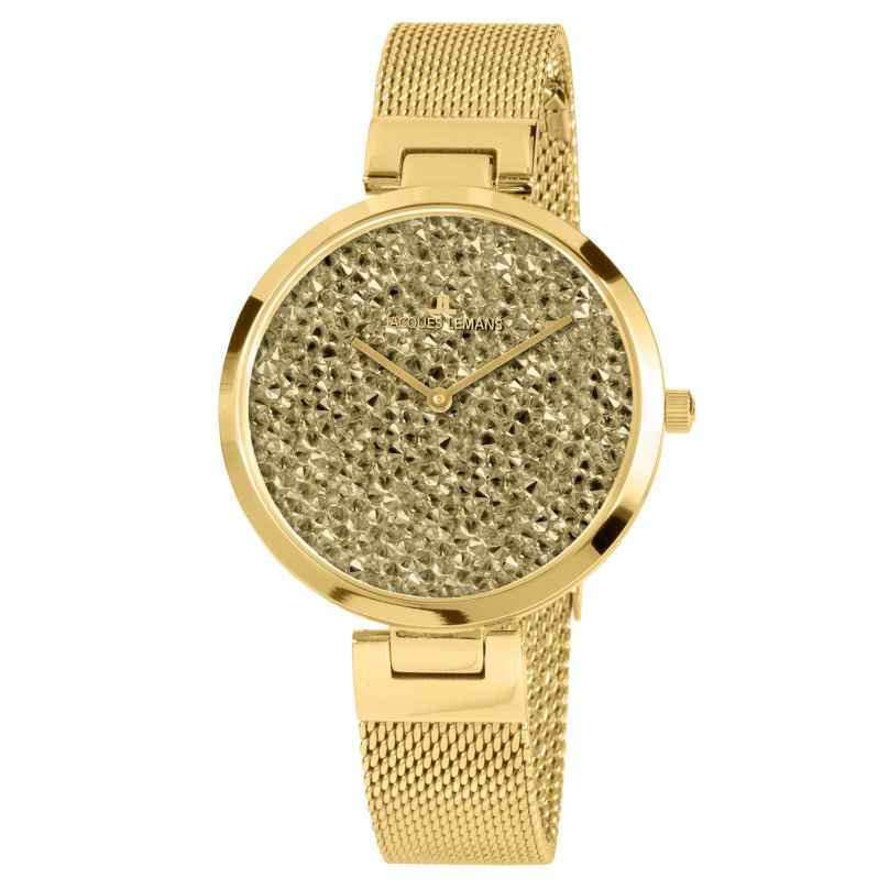 Jacques Lemans 1-2035K Women's Watch Milano 4040662140139
