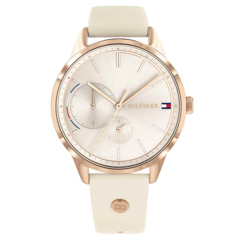 Tommy Hilfiger 1782022 Damen-Armbanduhr Multifunktion Brooke 7613272310284