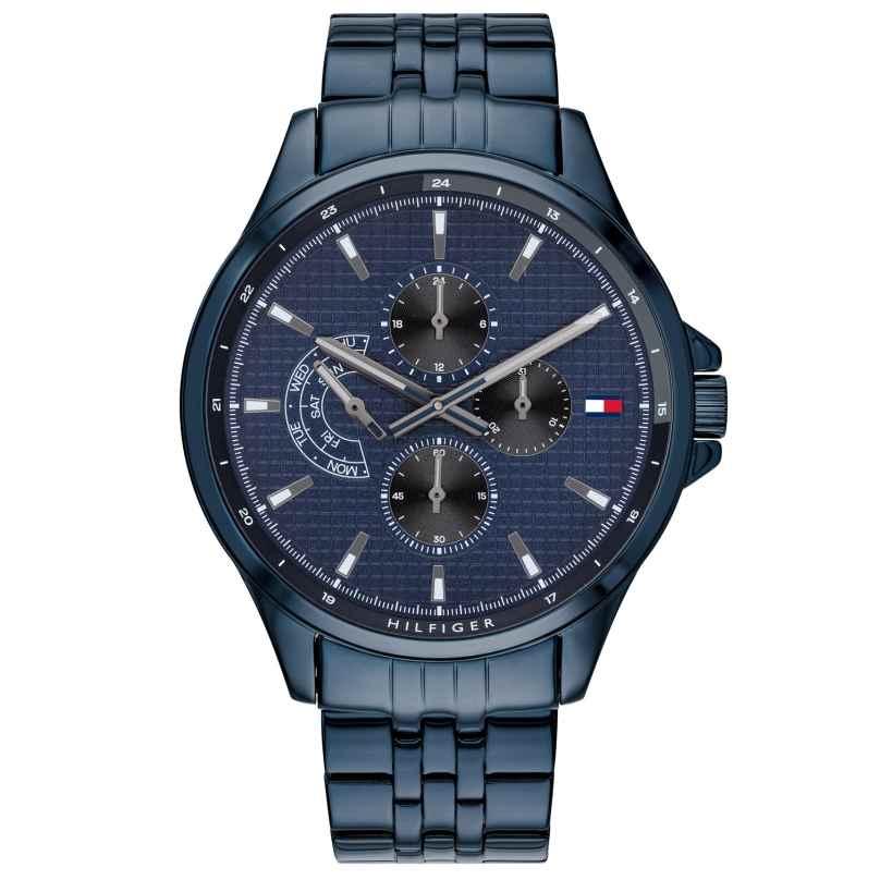 Tommy Hilfiger 1791618 Men´s Watch Multifunction Shawn 7613272324588