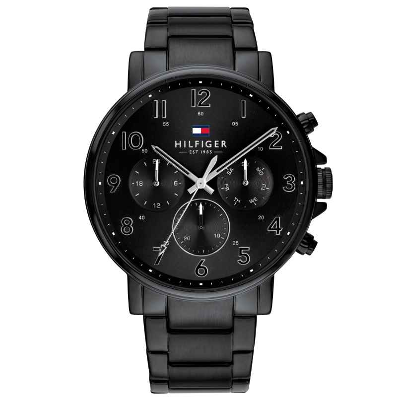 Tommy Hilfiger 1710383 Herrenuhr Multifunktion Daniel 7613272310239
