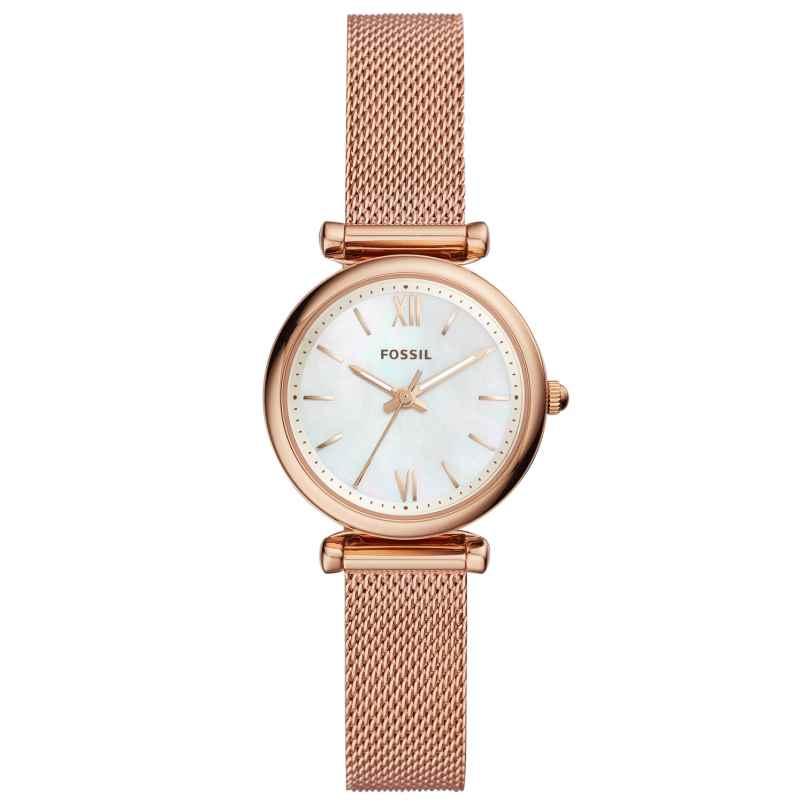 Fossil ES4433 Damen-Armbanduhr Carlie 4013496002461