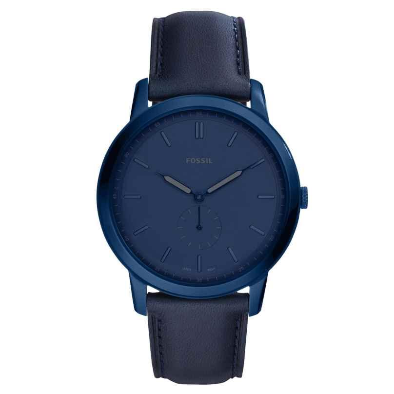 Fossil FS5448 Herren-Armbanduhr The Minimalist 4051432000232