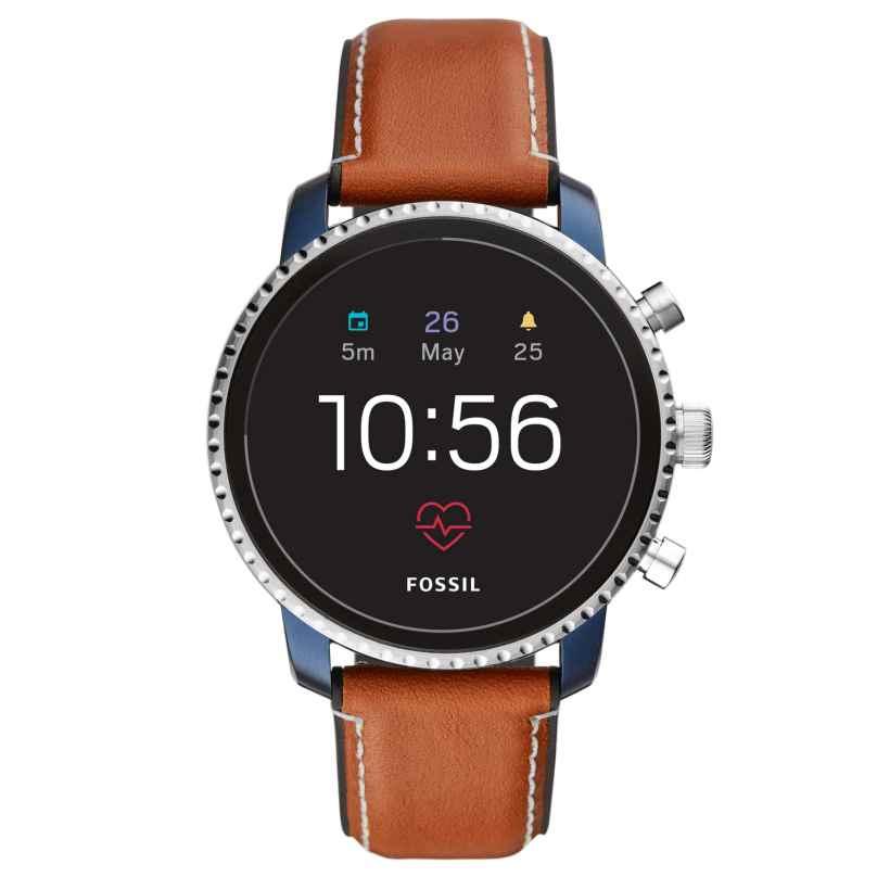 Fossil Q FTW4016 Herren-Smartwatch Explorist HR Gen 4 4013496045642