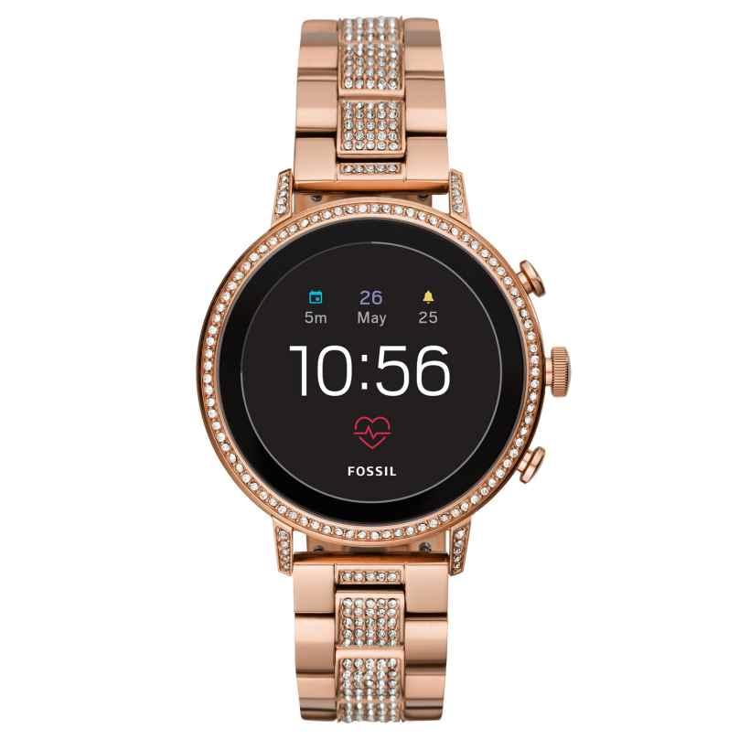 Fossil Q FTW6011 Damen-Smartwatch Venture HR Gen 4 4013496045918