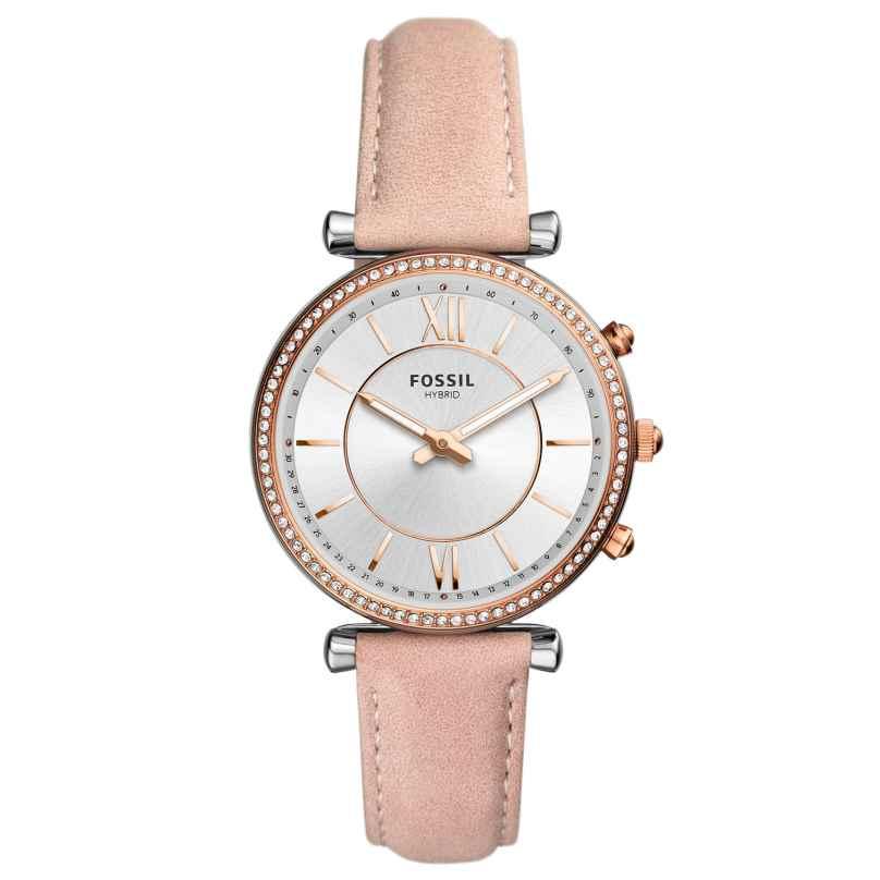 Fossil Q FTW5039 Hybrid Smartwatch Damenuhr Carlie 4013496215113