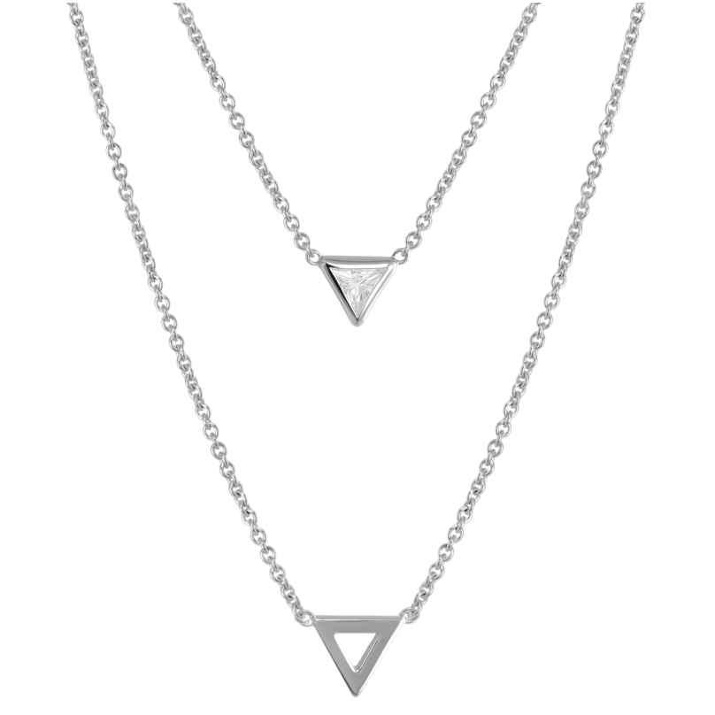 Fossil JFS00447040 Silber Damen-Collier 4013496005370