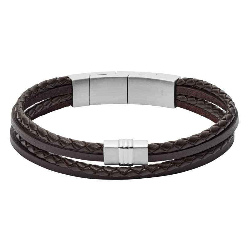 Fossil JF02934040 Herren-Armband 4013496005561
