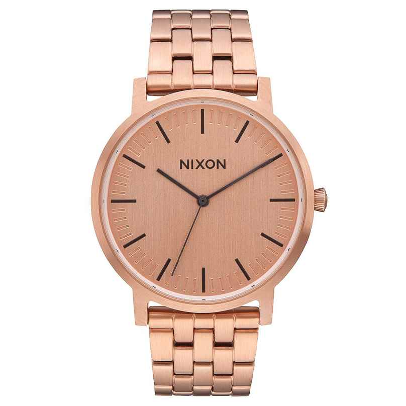 Nixon A1057 897 Porter All Rose Armbanduhr 3608700772226