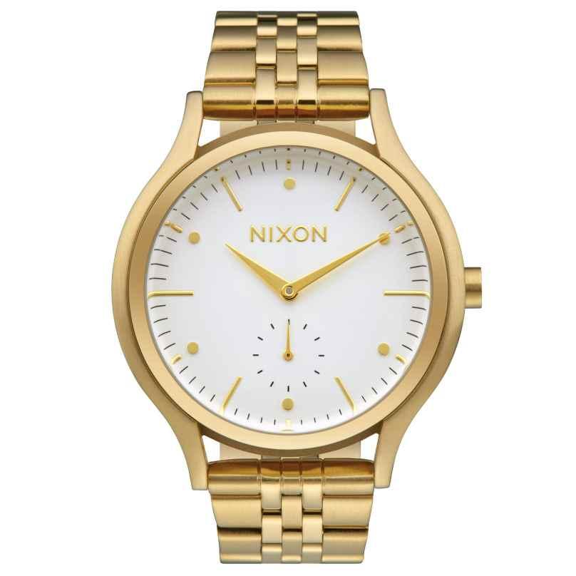 Nixon A994 508 Sala Gold/White Damenuhr 3608700773667