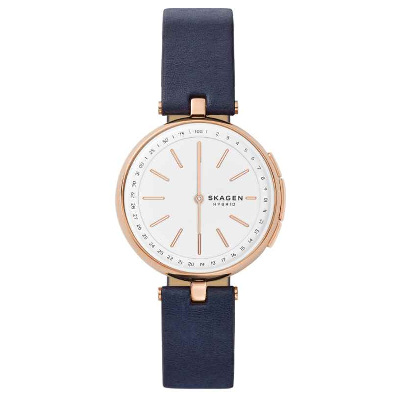 Skagen Connected SKT1412 Hybrid Ladies' Smartwatch Signatur T-Bar 4051432808135