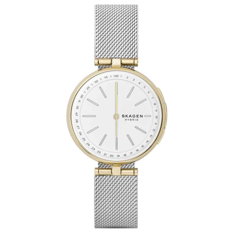 Skagen Connected SKT1413 Hybrid Damen-Smartwatch Signatur T-Bar 4013496001853