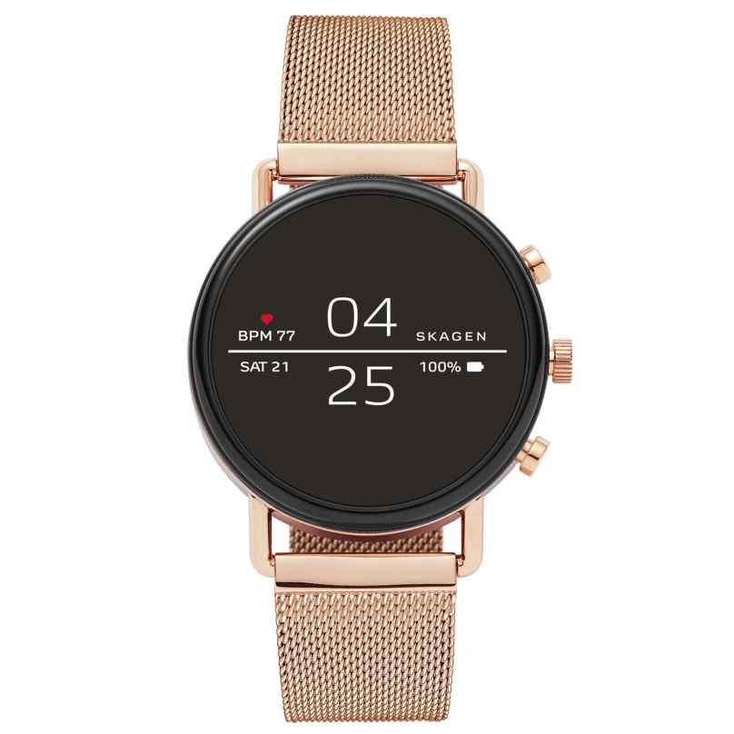 Skagen Connected SKT5103 Unisex-Smartwatch mit Touchscreen Falster 2 4013496047189