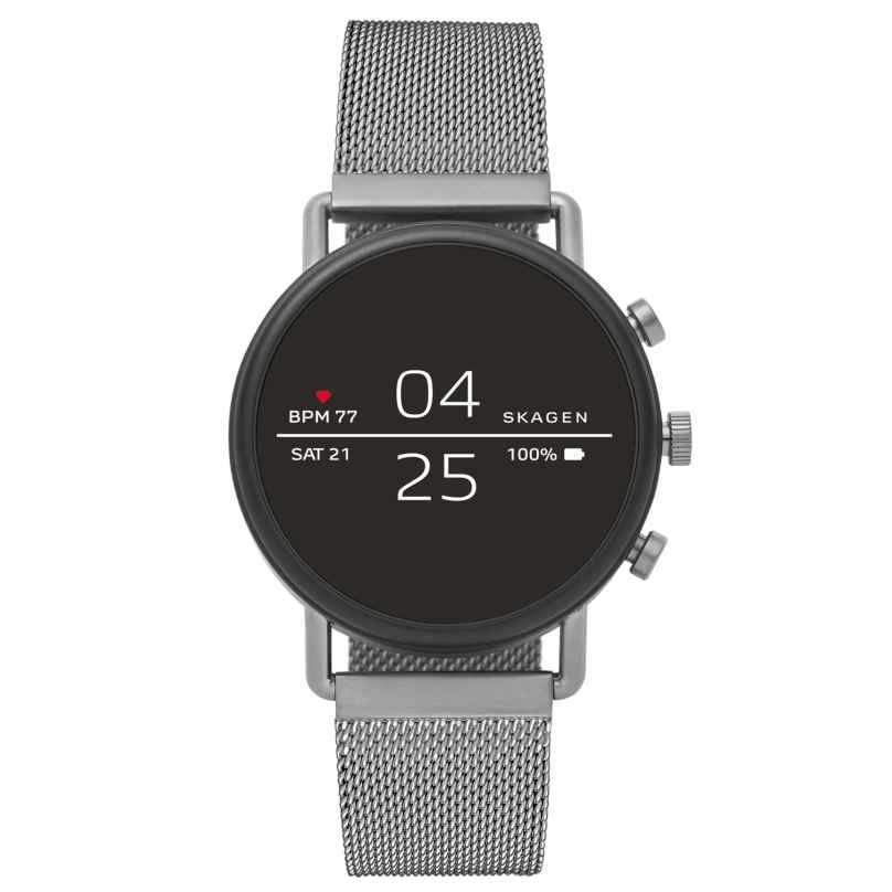 Skagen Connected SKT5105 Unisex-Smartwatch mit Touchscreen Falster 2 4013496047417