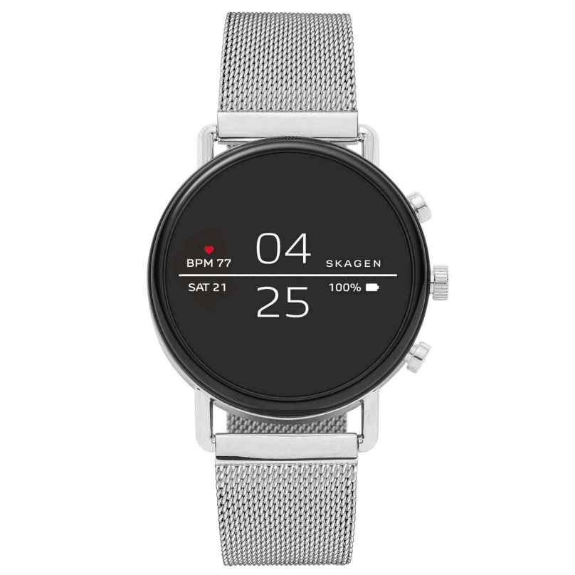 Skagen Connected SKT5102 Unisex-Smartwatch mit Touchscreen Falster 2 4013496047172