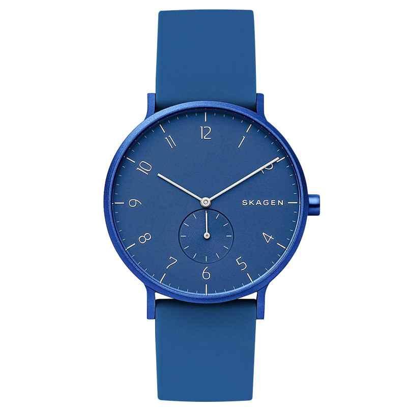 Skagen SKW6508 Armbanduhr für Herren Aaren Blau 4013496293128